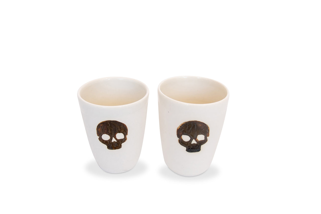 Skull Cups Large
