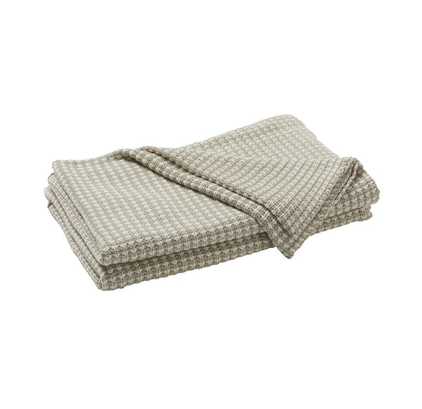 Sausalito Throw Blanket - Sandstorm