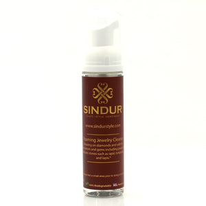 Lavish Foaming Jewelry Cleaner - Sindur