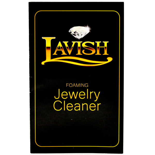 Lavish Foaming Jewelry Cleaner - Sindur Style