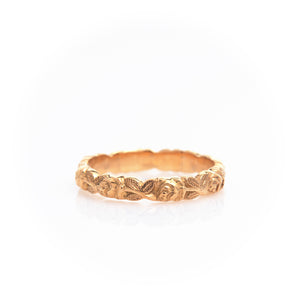 *SOLD* Jabel Yellow Gold Ring