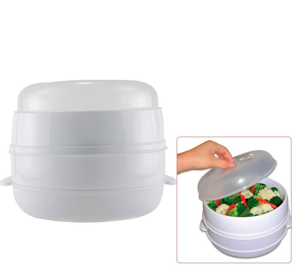 Microwave Food Steamer