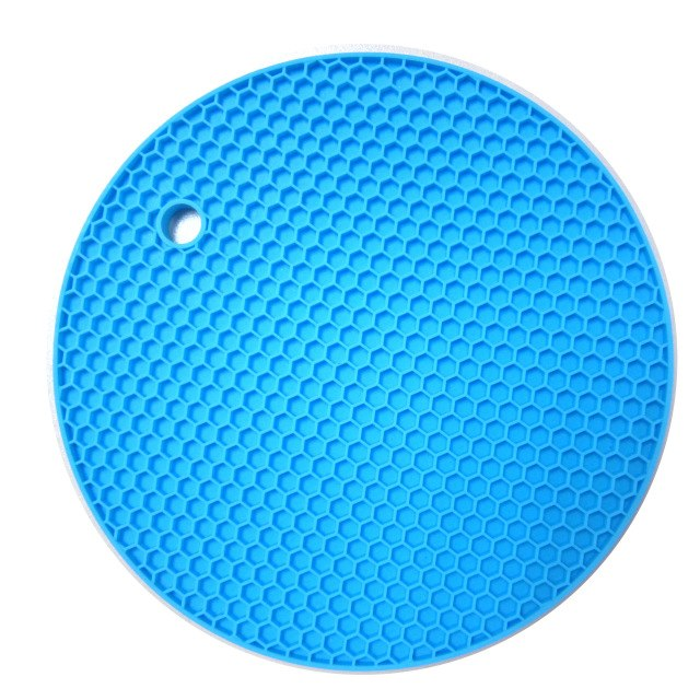 Round Silicone Heat Resistant Mat