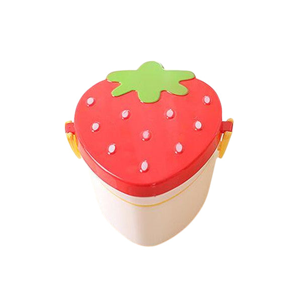 Strawberry Shape Lunch Boxes