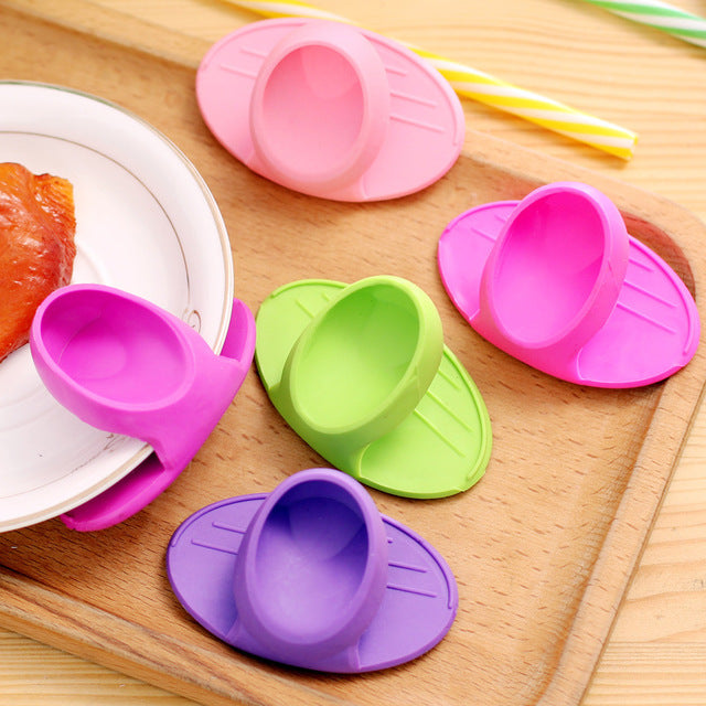 Cake Bakeware Heat Resistant Silicone Finger glove