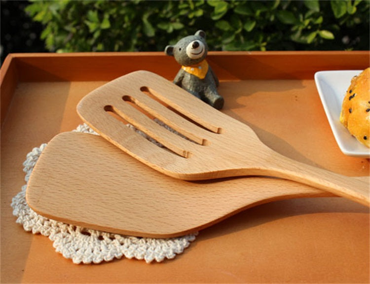 High Quality Wood Spatula