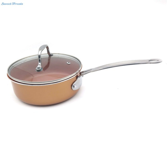 Ceramic Coated Cookware Pan