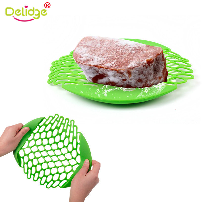 Fast Defrosting Silicone Net
