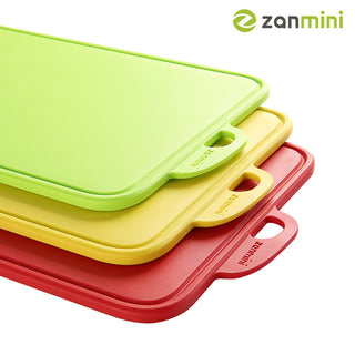 3pcs  Kitchen Plastic Chopping Blocks