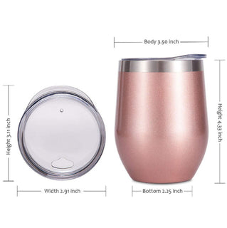 9/6oz Swig Wine Cup Insulated Vacuum Flask