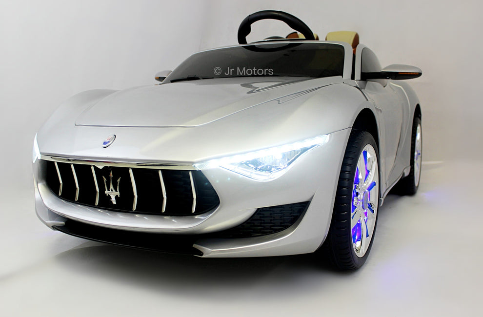 All New Licensed Maserati: The Latest in Baby Luxury