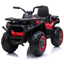 Load image into Gallery viewer, 12V Electric 4 Wheeler Quad for Kids with Parental Remote | Red Spider