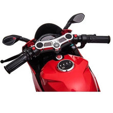 Load image into Gallery viewer, 24V Electric Ducati Style Mini Pocket Bike with MP3 System