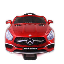 Load image into Gallery viewer, Candy Red | Licensed Mercedes AMG RC Ride on Cars With MP3 Player - Shop Remote control kids electric cars & motorcycles