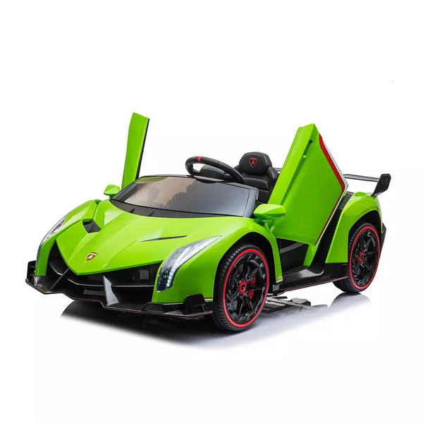 2021 Licensed Lamborghini Veneno Exotic Kids Car with Bluetooth
