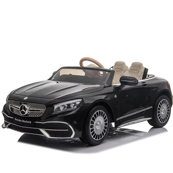 Licensed Mercedes Maybach Ride on Car with Touch Screen Tv