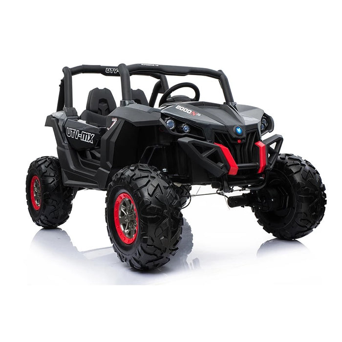 Load image into Gallery viewer, Off-Road Kids Buggy UTV 4x4 with Touchscreen TV and EVA Wheels