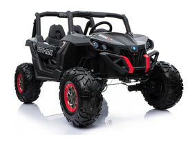 Off-Road Kids Buggy UTV 4x4 with Touchscreen TV and EVA Wheels