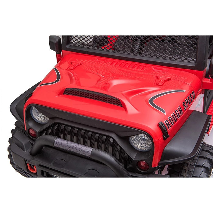 Load image into Gallery viewer, 12 Volt Kids Jeep with MP3 System and Parental Remote Control