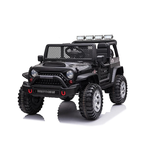 12 Volt Kids Jeep with MP3 System and Parental Remote Control