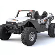 Load image into Gallery viewer, 24V XL Extreme 4x4 Ride on UTV with Touchscreen TV and Off-Road EVA Wheels