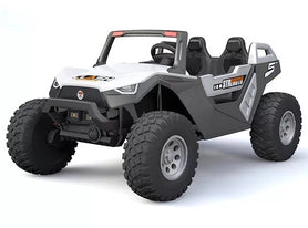 24V XL Extreme 4x4 Ride on UTV with Touchscreen TV and Off-Road EVA Wheels