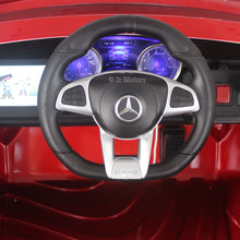 Load image into Gallery viewer, Red | Licensed Mercedes AMG Ride on Car With Touchscreen TV