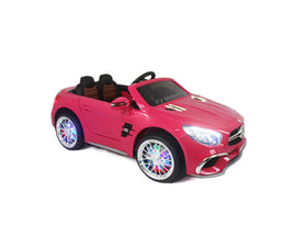 Pink | Licensed Mercedes AMG RC Ride on Cars With Touchscreen TV - Shop Remote control kids electric cars & motorcycles