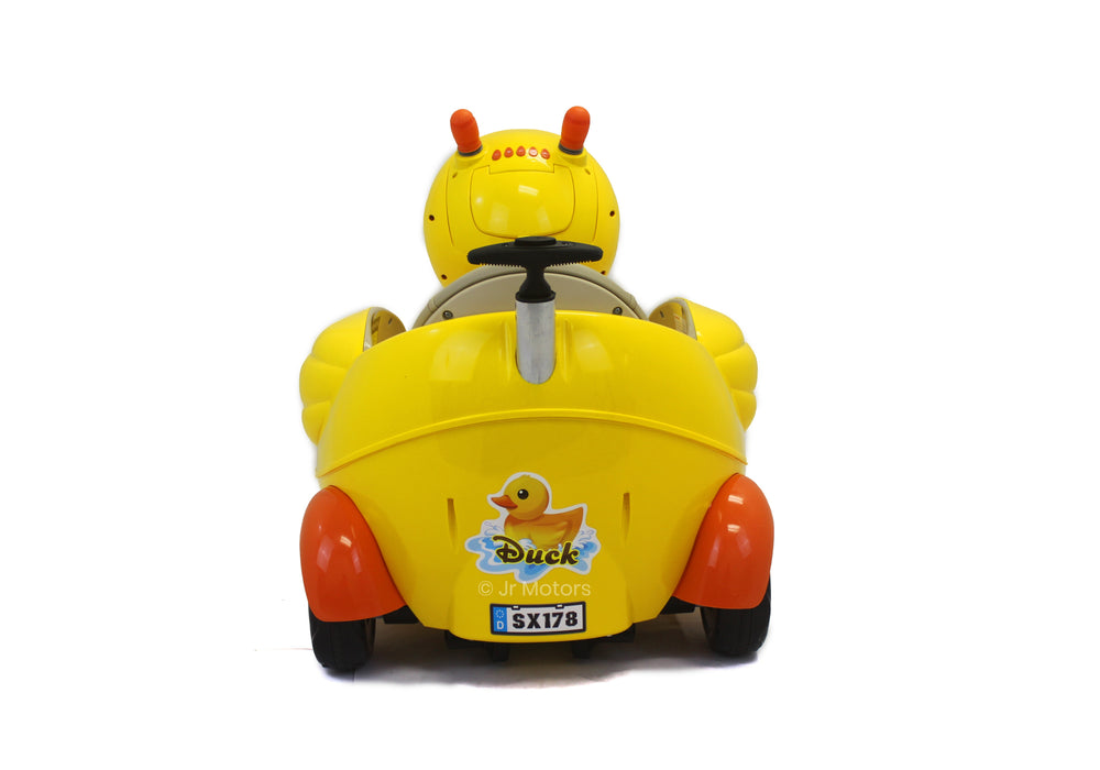 Load image into Gallery viewer, 4-in-1 Electric Ride on Duck - Shop Remote control kids electric cars & motorcycles