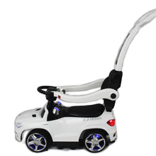 Load image into Gallery viewer, White | Licensed Mercedes Benz Push Ride on Cars for Toddlers - Shop Remote control kids electric cars & motorcycles