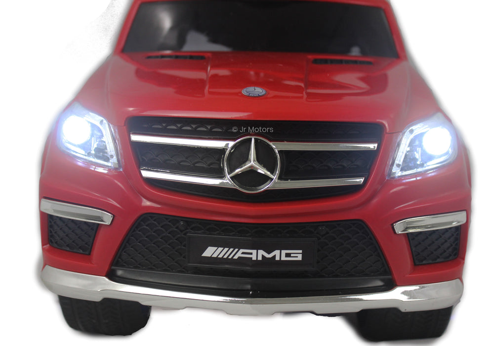 Load image into Gallery viewer, Red  Licensed Mercedes Benz Push Ride on Cars for Toddlers - Shop Remote control kids electric cars & motorcycles