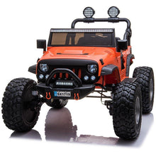 Load image into Gallery viewer, Lifted Kids 4x4 Jeep with Bluetooth and Parental Remote