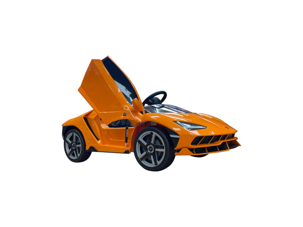 2020 Licensed Lamborghini Centenario Exotic Kids Car with Bluetooth | Orange