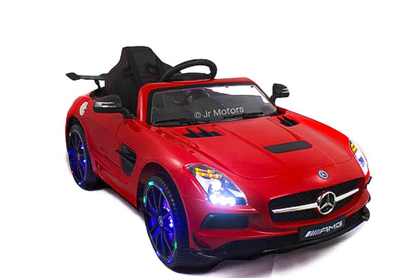 Red | Licensed Mercedes SLS RC Electric Ride on Car with MP3 Player