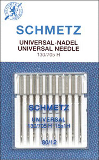 Universal Machine Needle 80/12