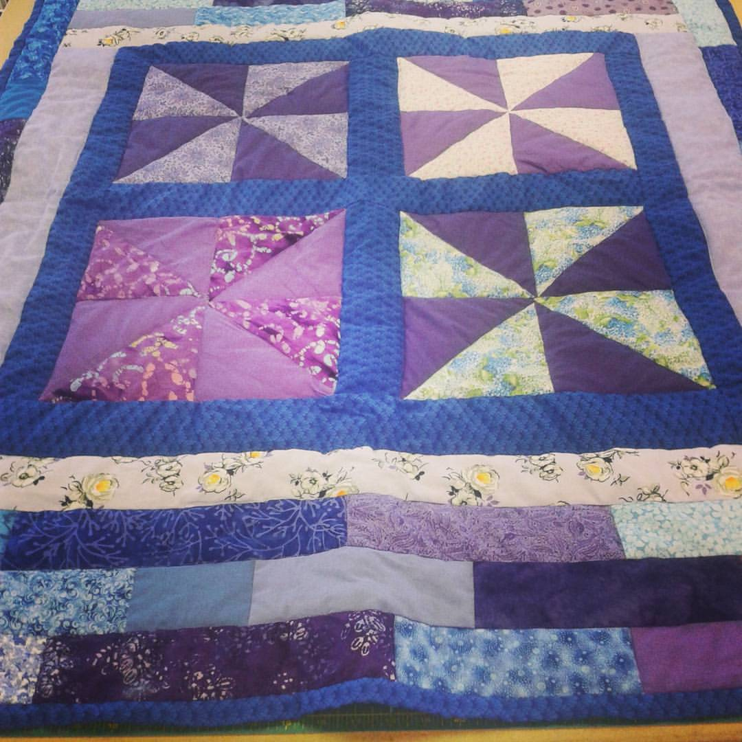 Quilt Lab 3-hour individual session