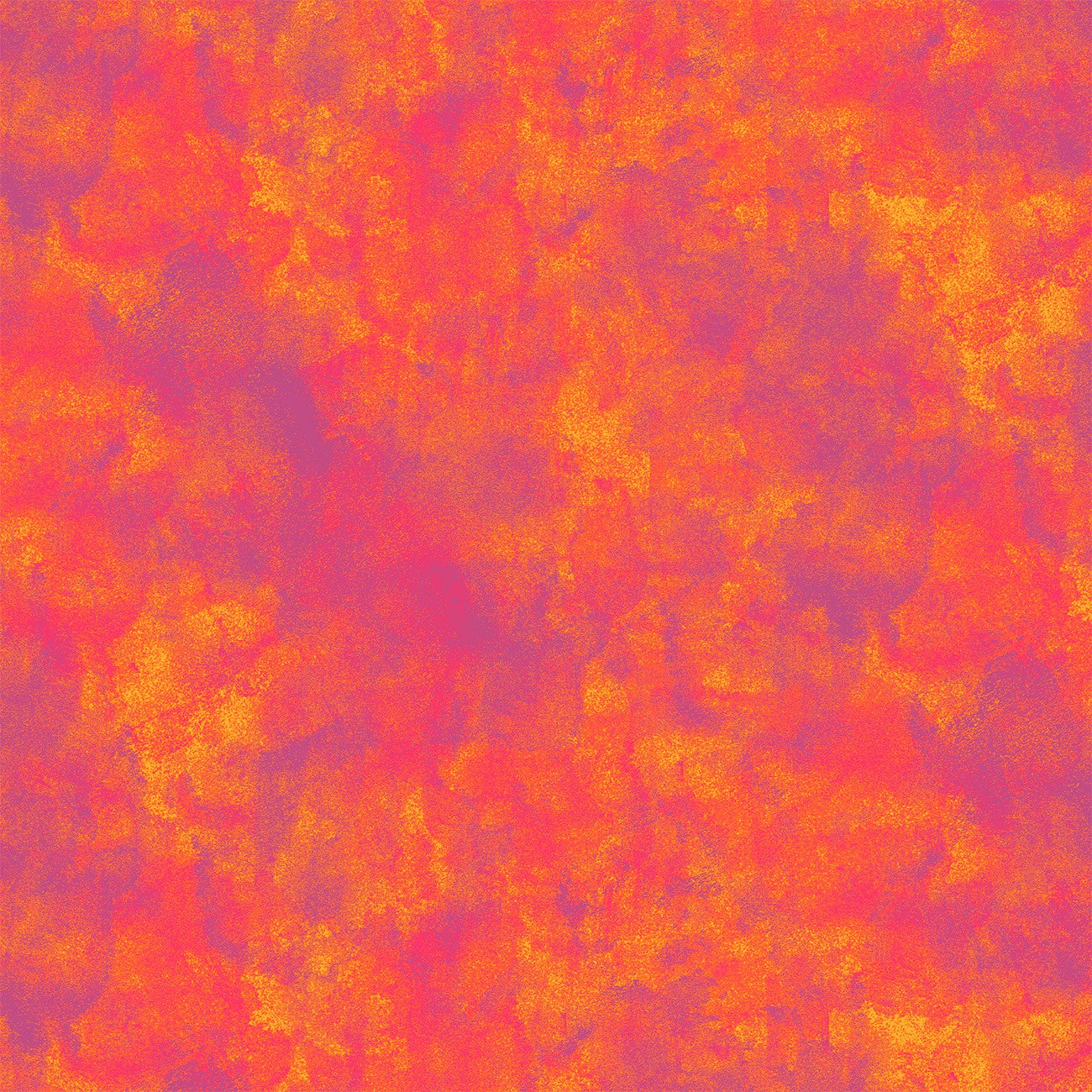 Orange Fire Digitally Printed 3W022720