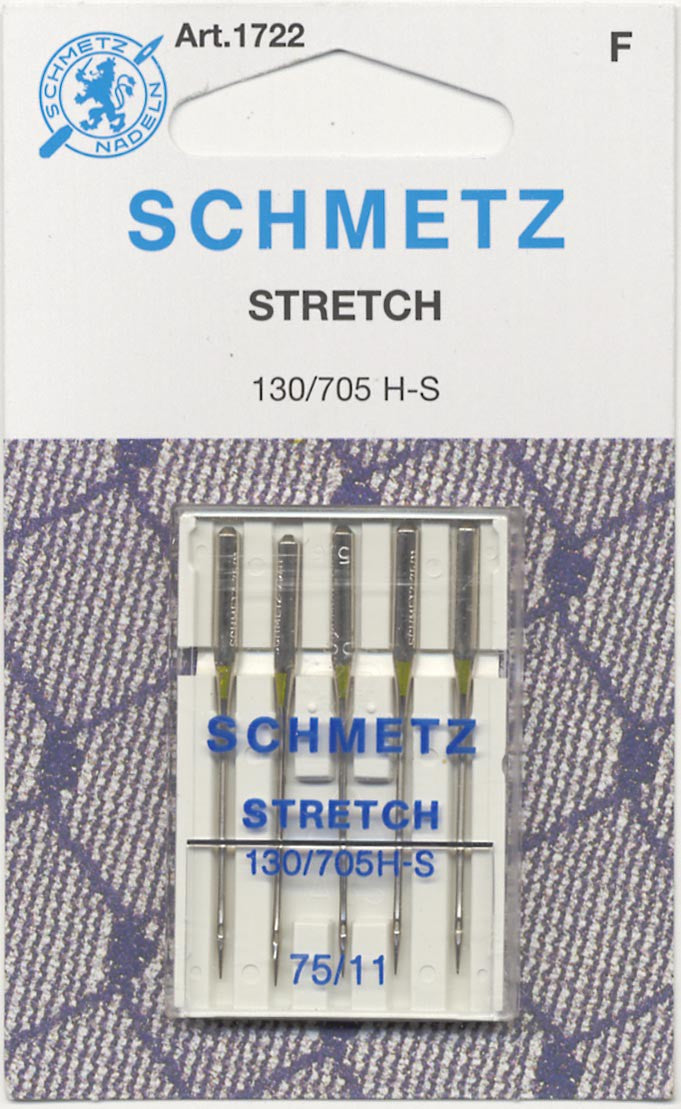Schmetz Stretch Machine Needle Size 11/75