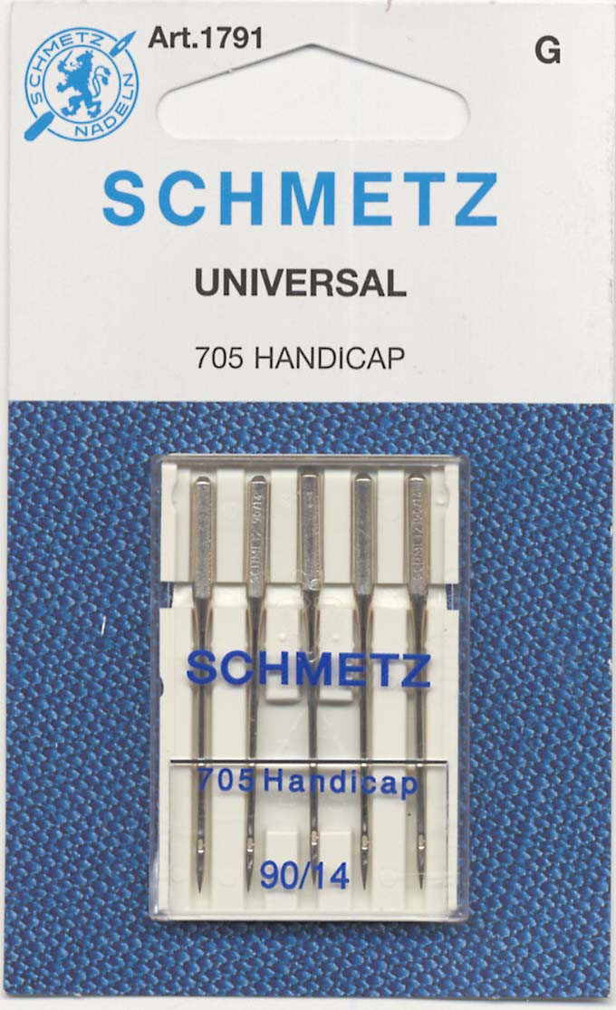 Schmetz Self-Threading Machine Needle Size 14/90