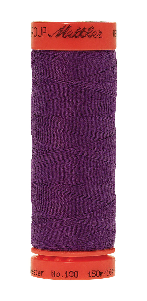 Metrosene Poly Thread 50wt 150m/164yds Grape Jelly Old Number 1161-0459