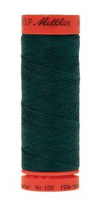Metrosene Poly Thread 50wt 150m/164yds Spruce Old Number 1161-0543