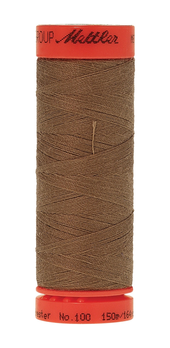 Metrosene Poly Thread 50wt 150m/164yds Dried Clay Old Number 1161-0783