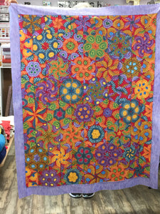One Block Wonder Quilt  March 3, 10, 17, 24  1pm - 4pm
