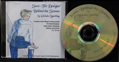 Sure-Fit Designs Jeans: Behind The Scene DVD