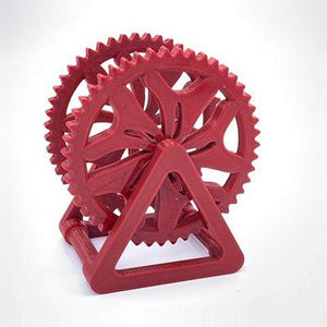 Red Binding Wheel