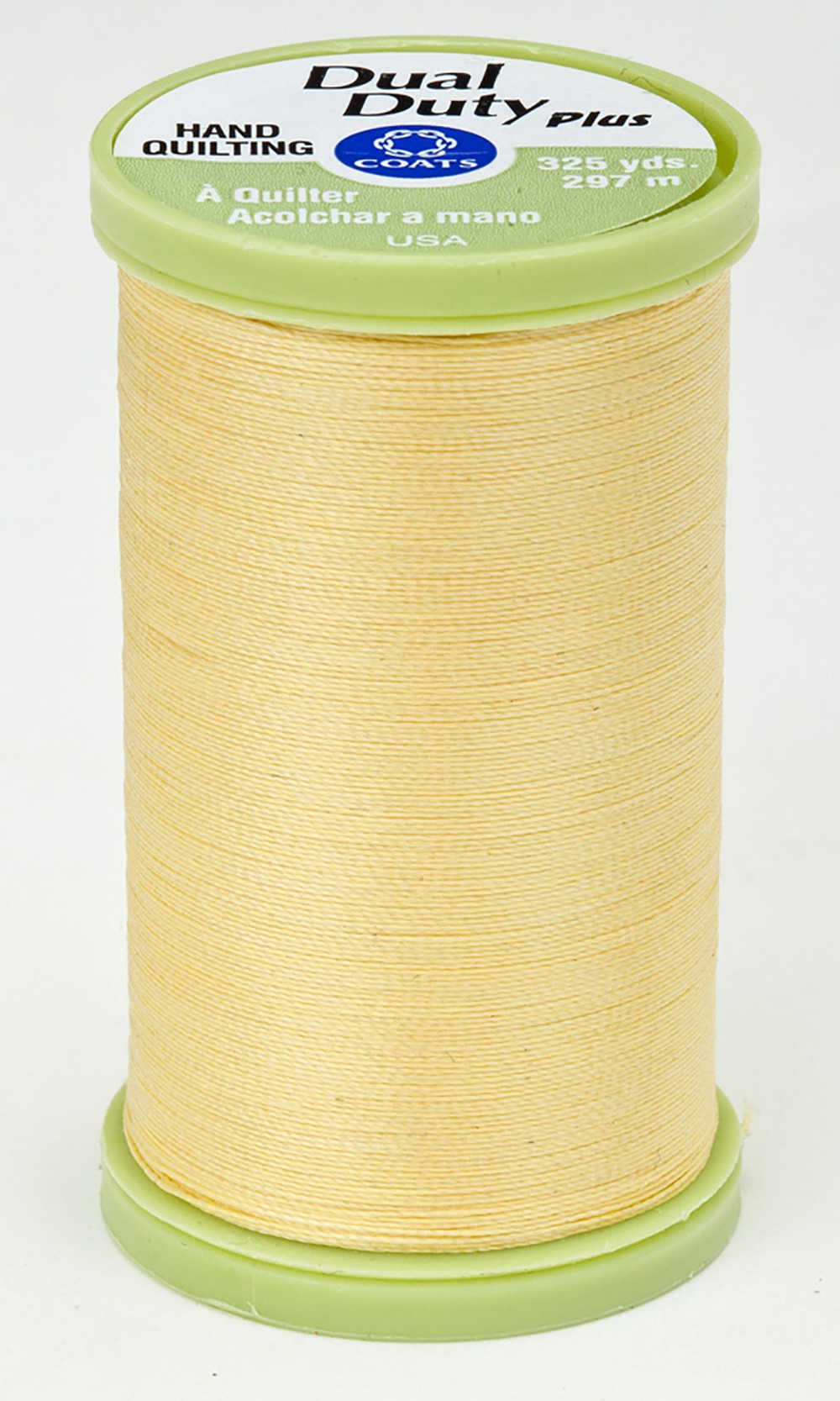 Dual Duty Plus Hand Quilting Thread 325 yds Yellow