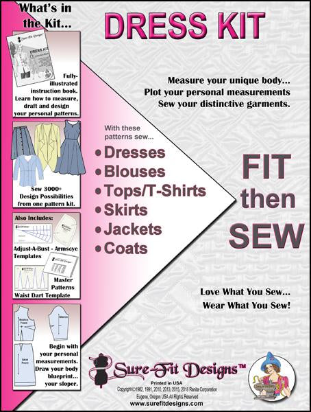 Sure-Fit Designs Dress Kits