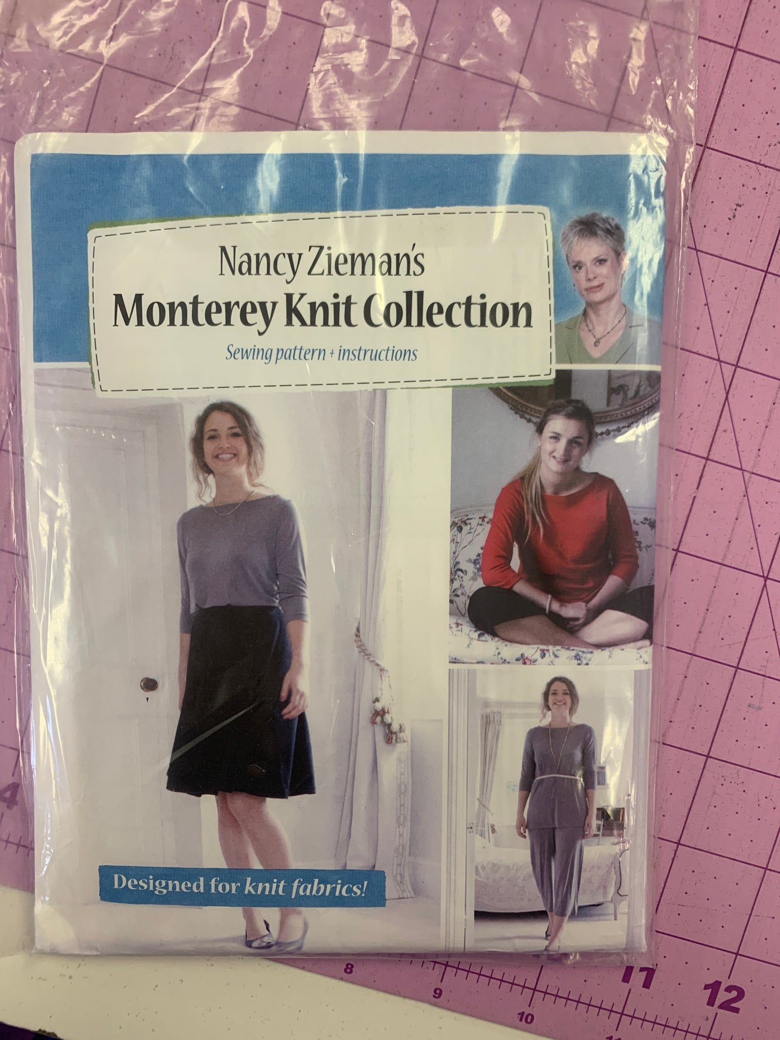 Monterey knit collection
