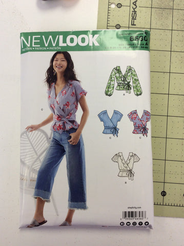 New Look Pattern 6560