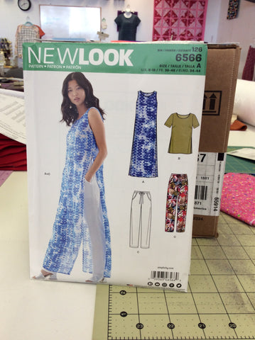 New Look Pattern 6566